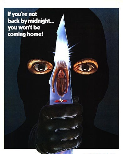 This is an original film poster of which horror film?