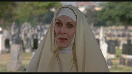 What did Amanda Krueger go by when she was a nun?