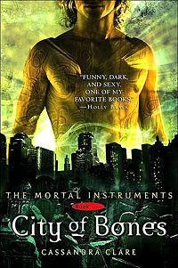 City of Bones is book ____ in The Mortal Instruments.