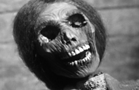 Which horror movie is this skull from?
