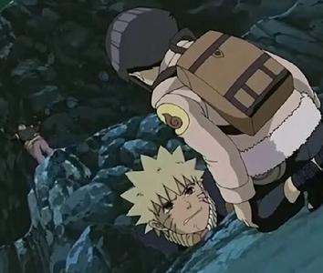 """(Ep.190 Eng Dubbed) Finish this quote: Naruto - """"Hinata, he's too strong...more than you can handle...Huh?"""" Hinata - """"No way, I _______!"""""""