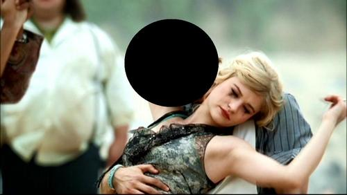 LOST: Who is Claire dancing with?