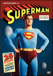 "Who played Superman in ""The Adventures of Superman"" in 50's?"