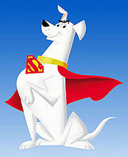 Attack of the superpets!!! Who is this?