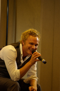 How many T.V. Show's has David Anders been on?