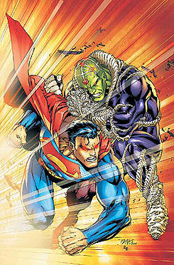 Attack of the villians!!! Who's this?