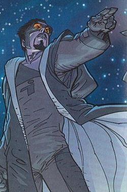 Who's this super-homem villian?