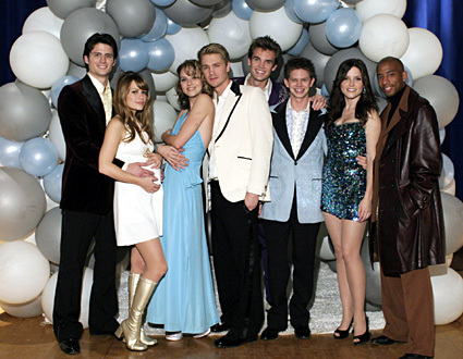 What two OTH co -stars appeared on another televisheni onyesha together?