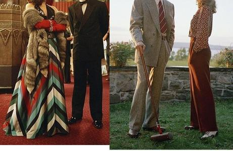 Movie Fashion:  In what movie do you see these clothes?