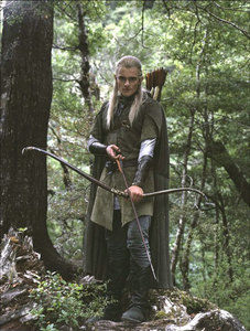 What kind of Elf is Legolas?