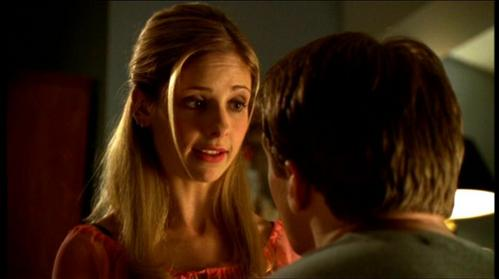"In 'this years girl' what did Riley call faith that buffy says ""Proves Ты dont know her""?"