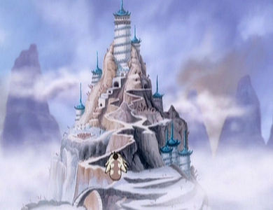 Which air temple is aang from?
