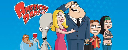 In what year did American Dad officially air