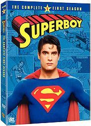 Who played Superboy in the late 80's tv series first season?