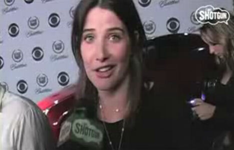 "Finish the Cobie quote! (The photo is from the interview in which she said it)  ""I know nothing about _____"""