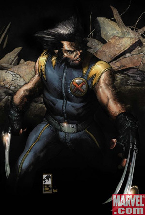 other then the x men wolverine joined which other team