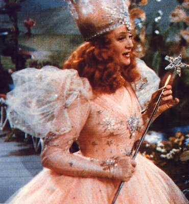 What actress played the  quot Glinda the Good Witch of the North quot  Good Witch Of The North