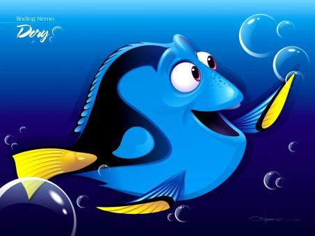 Who does the voice for Dory?