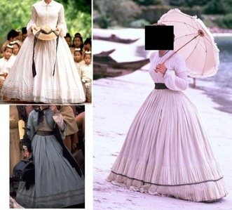 Movie Fashion: In what movie do you see these fashions?