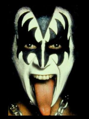 TRUE OR FALSE: Gene Simmons of the rock band KISS was offered the lead male role as Nick Hurley.