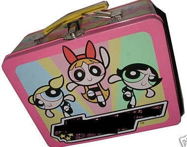 Who is on this mini lunch box?