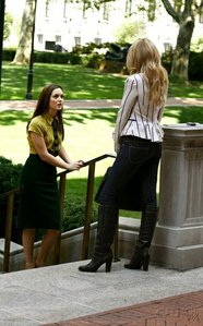Blair to Serena: I swear to God I will...
