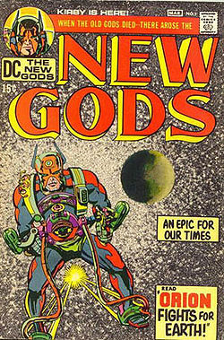 The New Gods were created by?