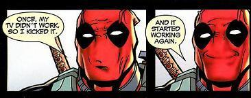 What is Deadpools real name?
