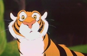 What is the name of Jasmine's tiger