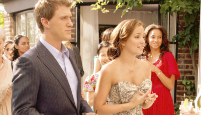 "Blair: ""Thank you, Ingrid and Beatrice!"". Who's the girl in the picture?"