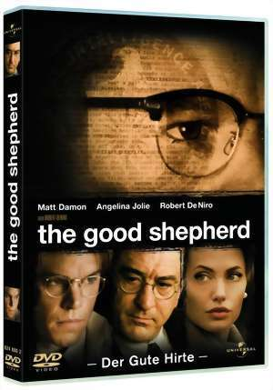 What&#39;s the name of his character in the film &#34;The Good Shepherd&#34;?
