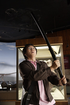 Where was Masi Oka born?