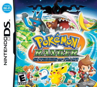Which region does the secondo Pokémon Ranger game occur in?