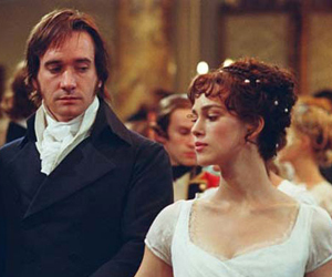 "Mr.Darcy: ""I thought that poetry was the food of love..."""