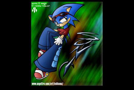 Who is Sonic Jonas' GirlFriend?