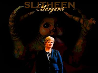 What is Margaret Slitheen's REAL first name?