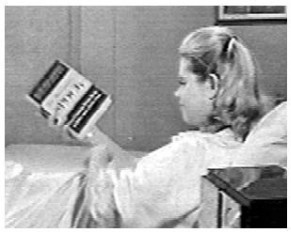 Scene from the seaon 2 episode, And Then There Were Three where Samantha gives birth to Tabatha.
