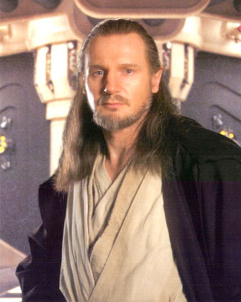 Who was Qui-gon Jinn's mentor?
