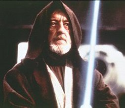 According to Ben Kenobi how did Anakin Skywalker die?