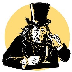 Natale MOVIES: Which actor has NEVER played the role of Ebenezer Scrooge?