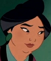What was Mulan's mother's name?