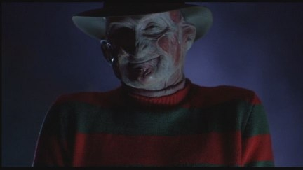What is the name of Freddy's tv show?