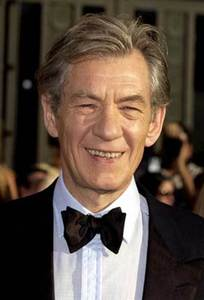 What year was Ian McKellen knighted?