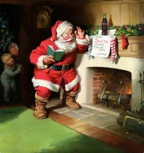 """The poem """"Twas The Night Before Christmas"""" was originally titled what?"""