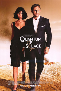 what was the name of the character she played in oo7 quantum of solace?