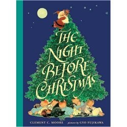 In the famous poem 'The Night Before Christmas', which reindeer's name does St. Nick call out first?