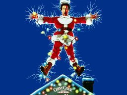 What does Clark Griswold plan to buy with his natal bonus in National Lampoon's 'Christmas Vacation'?