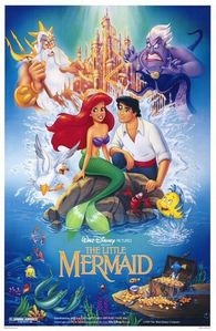 "Where is ""The Little Mermaid"" set?"
