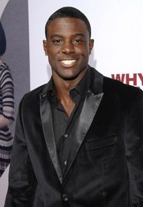 Which top model is dating Lance Gross?