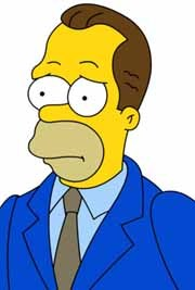 What is the name of Homer's half brother?